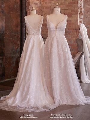 Rebecca Ingram Wedding Dress Rubena 21RC818 Color3