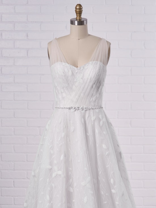 Rebecca Ingram Wedding Dress Sigrid 21RK783 Color1