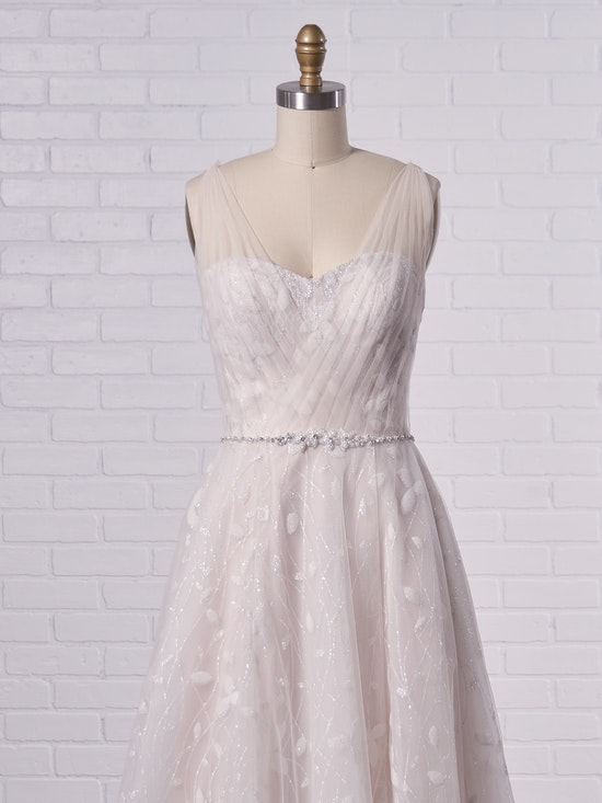 Rebecca Ingram Wedding Dress Sigrid 21RK783 Color2