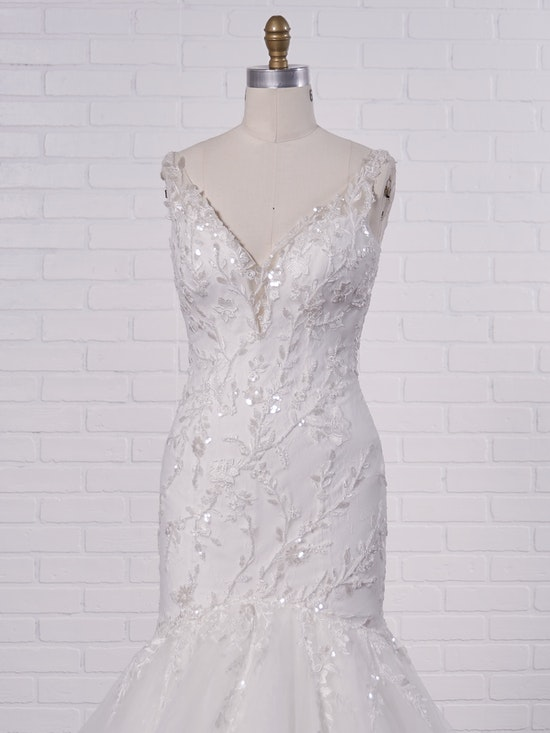 Sottero and Midgley Wedding Dress Kenleigh 21SK774 Color1