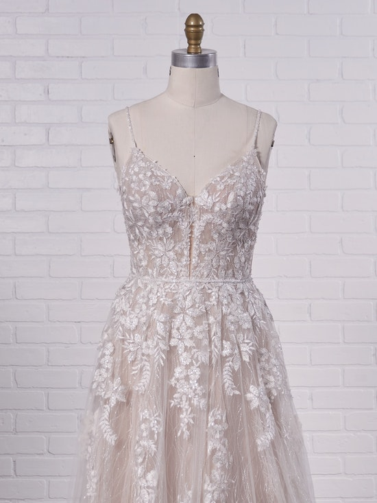 Sottero and Midgley Wedding Dress Laramie 21SS766 Color3