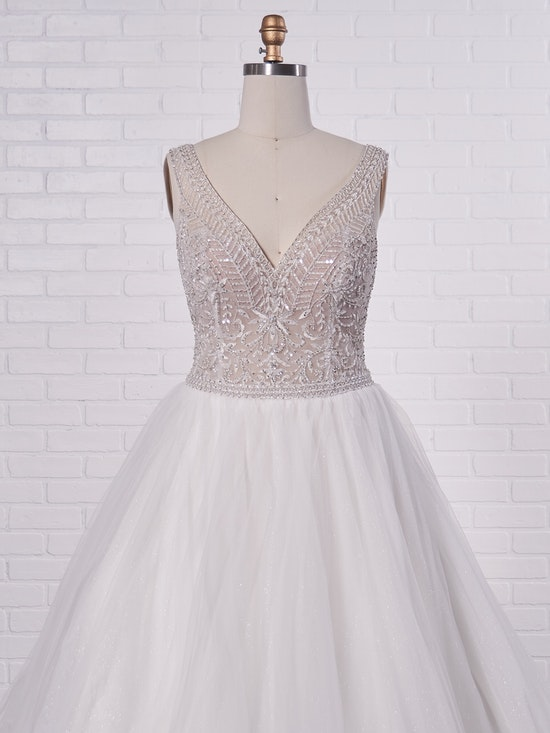 Sottero and Midgley Wedding Dress Priyanka 21SZ823 Color1