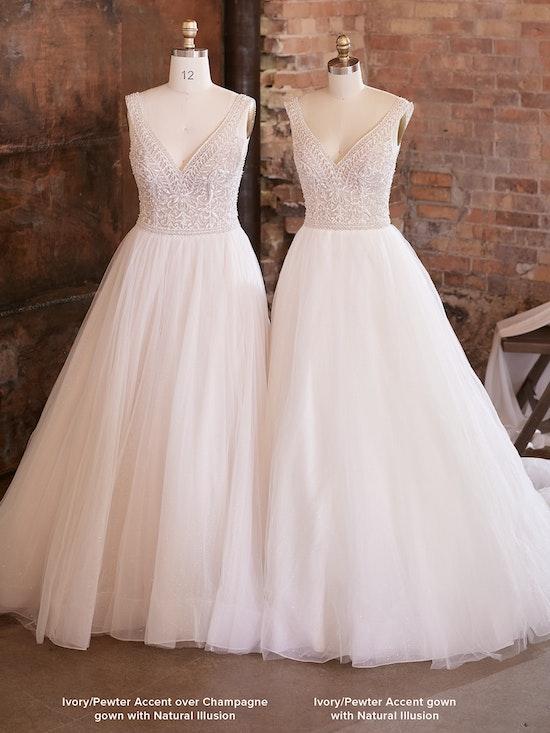 Sottero and Midgley Wedding Dress Priyanka 21SZ823 Color3