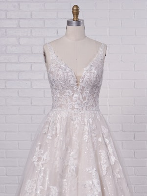 Sottero and Midgley Wedding Dress Valona 21SS786 Color2