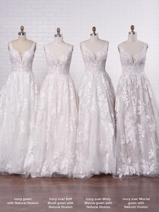 Sottero and Midgley Wedding Dress Valona 21SS786 Color5