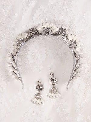 A-El-Este with Maggie Sottero Jewelry ALANIS (Earring) 21AE103EA Alt3