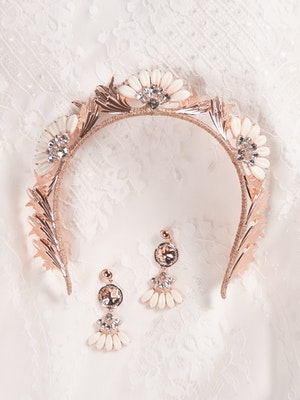 A-El-Este with Maggie Sottero Jewelry ALANIS (Earring) 21AE103EA Alt5