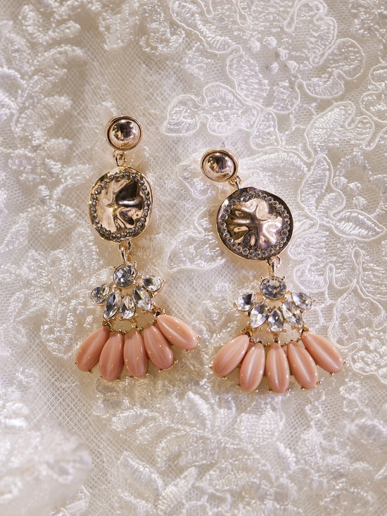 A-El-Este with Maggie Sottero Jewelry ALANIS (Earring) 21AE103EA Alt8
