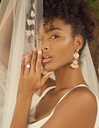 A-El-Este with Maggie Sottero Jewelry ALANIS (Earring) 21AE103EA Main