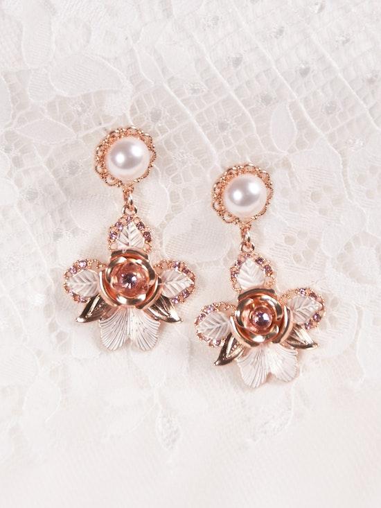 A-El-Este with Maggie Sottero Jewelry CALAVERAS (Earring) 21AE111EA Alt4