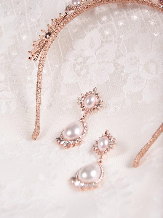 A-El-Este with Maggie Sottero Jewelry DEANDRA (Earring) 21AE114EA Alt4