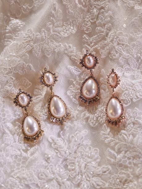 A-El-Este with Maggie Sottero Jewelry DEANDRA (Earring) 21AE114EA Main