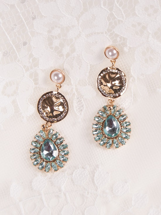 A-El-Este with Maggie Sottero Jewelry EUGENE (Earring) 21AE110EA Alt3
