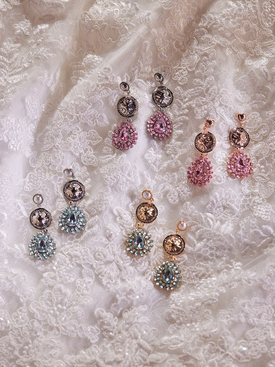 A-El-Este with Maggie Sottero Jewelry EUGENE (Earring) 21AE110EA Main