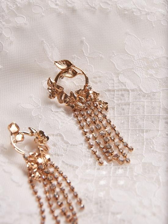 A-El-Este with Maggie Sottero Jewelry FLORENTINA (Earring) 21AE106EA Alt1