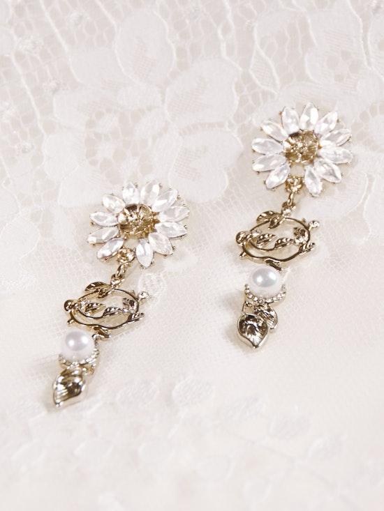 A-El-Este with Maggie Sottero Jewelry HAYDEN (Earring) 21AE112EA Alt3