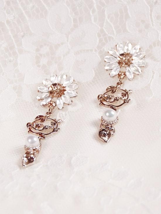 A-El-Este with Maggie Sottero Jewelry HAYDEN (Earring) 21AE112EA Alt4