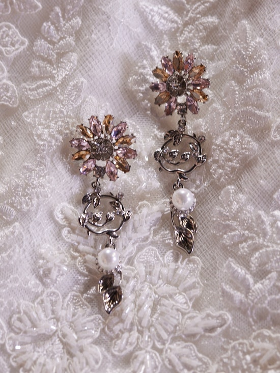 A-El-Este with Maggie Sottero Jewelry HAYDEN (Earring) 21AE112EA Main