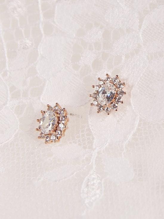 A-El-Este with Maggie Sottero Jewelry KENSINGTON (Earring) 21AE101EA Alt1