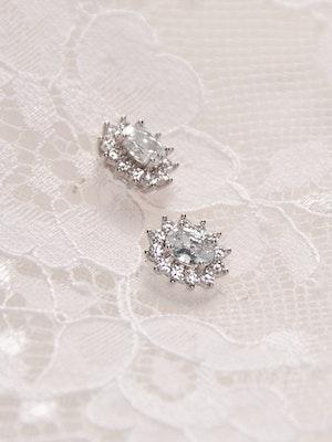 A-El-Este with Maggie Sottero Jewelry KENSINGTON (Earring) 21AE101EA Alt2