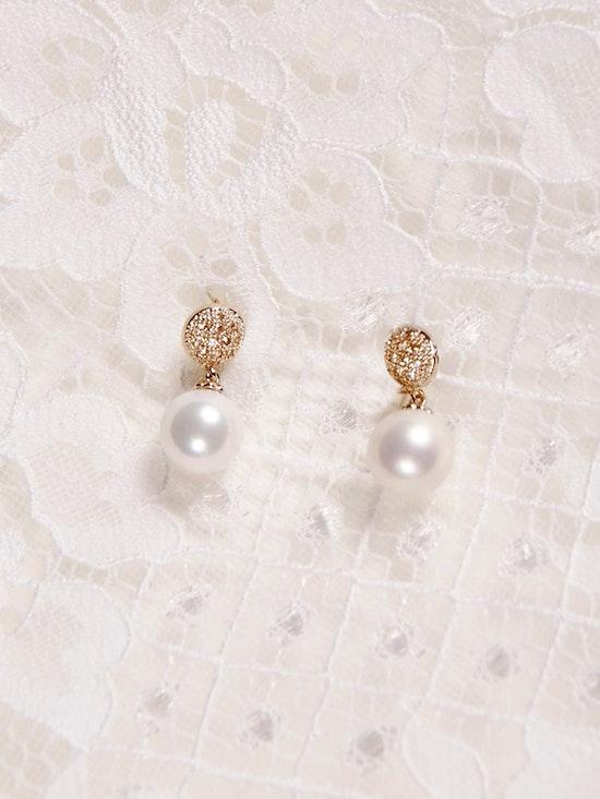 A-El-Este with Maggie Sottero Jewelry KIANDRA (Earring) 21AE100EA Alt1