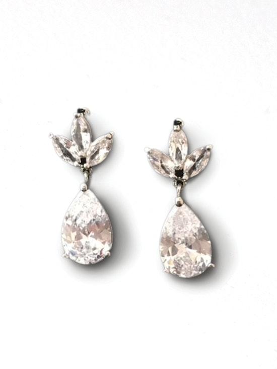 A-El-Este with Maggie Sottero Jewelry RECINDA (Earring) 21AE105EA Main