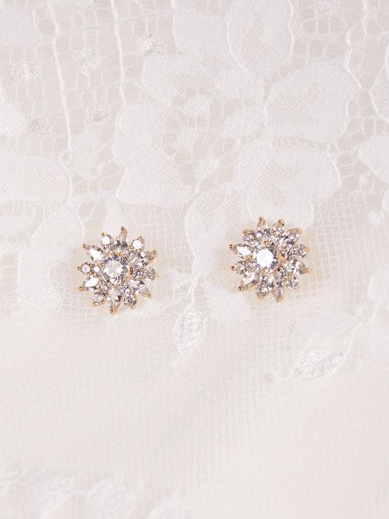 A-El-Este with Maggie Sottero Jewelry ROSARIA (Earring) 21AE108EA Alt1