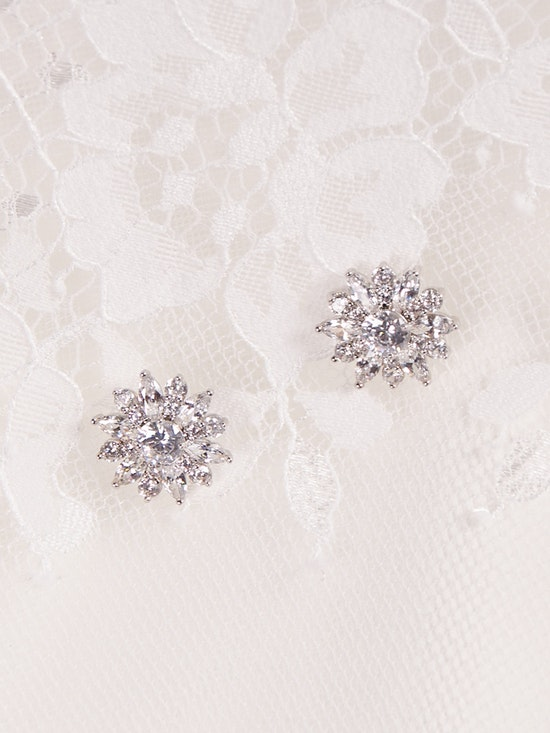 A-El-Este with Maggie Sottero Jewelry ROSARIA (Earring) 21AE108EA Main