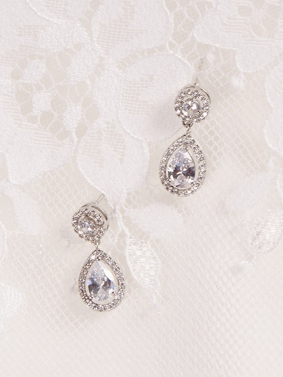 A-El-Este with Maggie Sottero Jewelry SERAPHINE (Earring) 21AE109EA Alt1