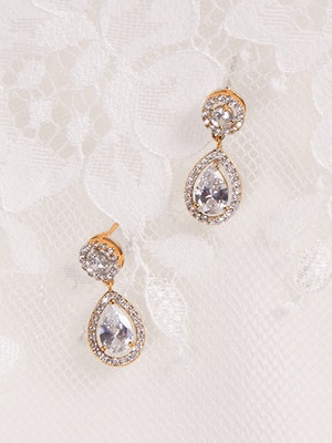 A-El-Este with Maggie Sottero Jewelry SERAPHINE (Earring) 21AE109EA Alt2