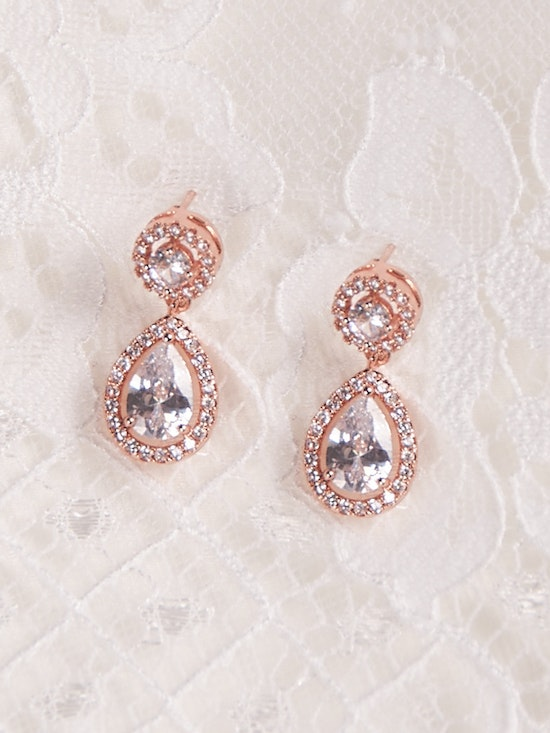 A-El-Este with Maggie Sottero Jewelry SERAPHINE (Earring) 21AE109EA Alt3