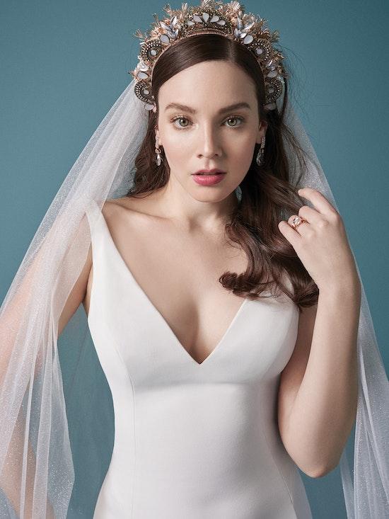 Maggie Sottero Accessories CHERISE (Veil) YYVL+20XS747 Alt1