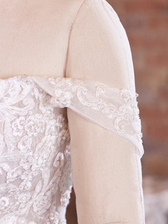 Maggie Sottero Accessories SEDONA (Detachable Cap Sleeves) YYCS0+21MS807000 Alt1