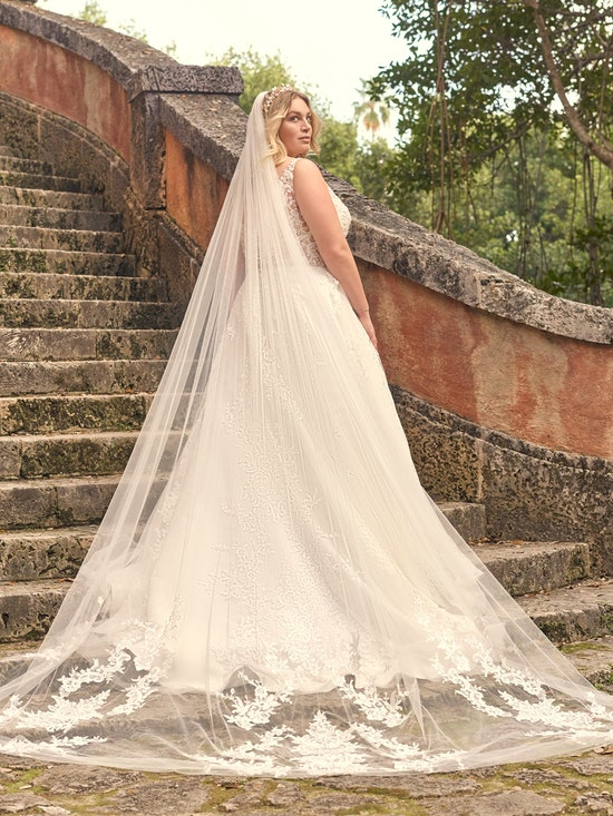 Maggie Sottero Accessories TIFFANY (Veil) YYVL0+21MS753000 Main