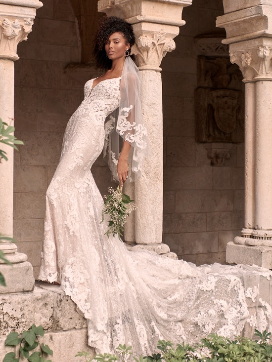 Maggie Sottero Accessories TUSCANY MARIE (Veil) YYVL+20XS749 Main