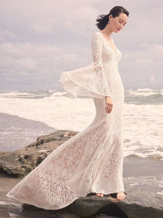 Sottero and Midgley Accessories BENSON (Detachable Long Bell Sleeves) YYDSA+21SC360000 Alt3