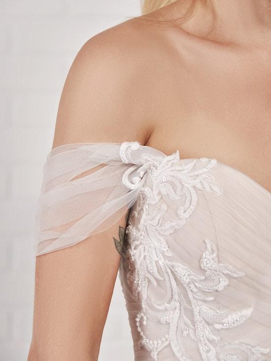 Rebecca Ingram Cap Sleeves YYCSA+21RT780000 Alt1