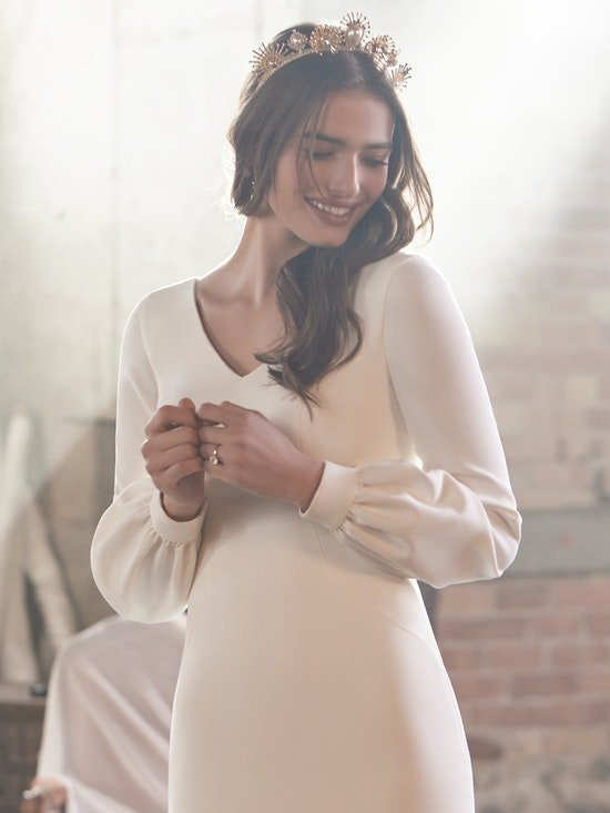 Azarliah (21MS794) Wedding Dress by Maggie Sottero