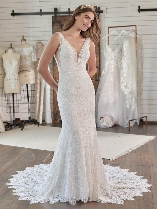 Drita (21MK868) Wedding Dress by Maggie Sottero