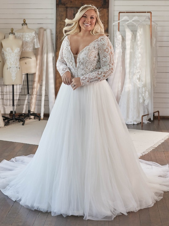 Mallory-Dawn (9MS114) Wedding Dress by Maggie Sottero