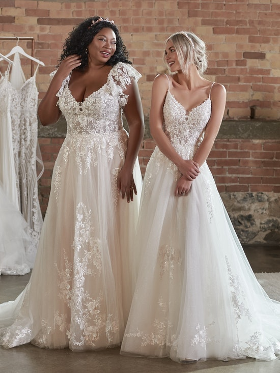 Pia (21MT755) Wedding Dress by Maggie Sottero