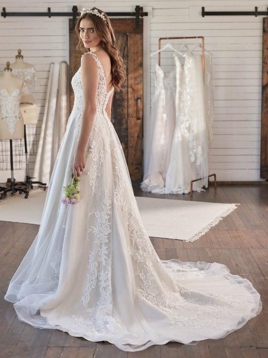 Tiffany (21MS753) Wedding Dress by Maggie Sottero