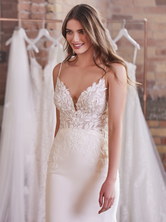 Alda (21RN752) Wedding Dress by Rebecca Ingram