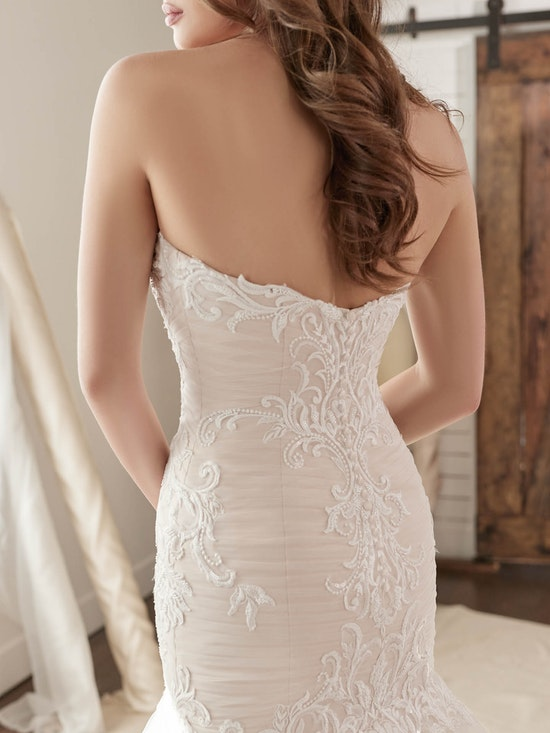 Georgia (21RT780) Wedding Dress by Rebecca Ingram
