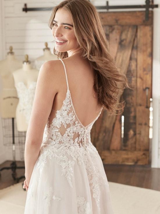 Jill (21RT781) Wedding Dress by Rebecca Ingram