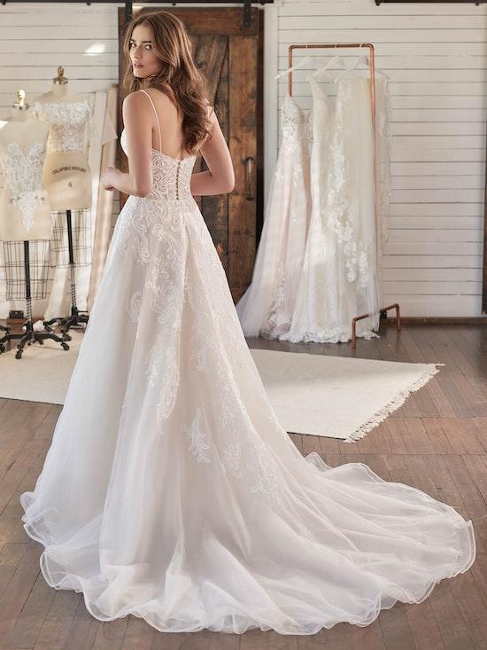 Katiya (21RS827) Wedding Dress by Rebecca Ingram