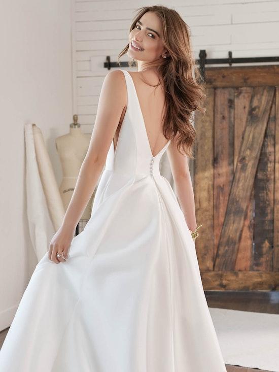Pearl (21RW804) Wedding Dress by Rebecca Ingram