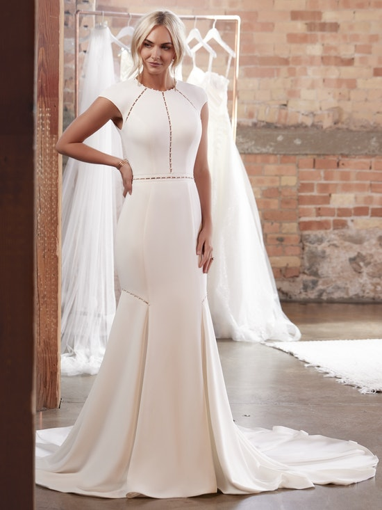 Austin (21SZ839) Wedding Dress by Sottero and Midgley