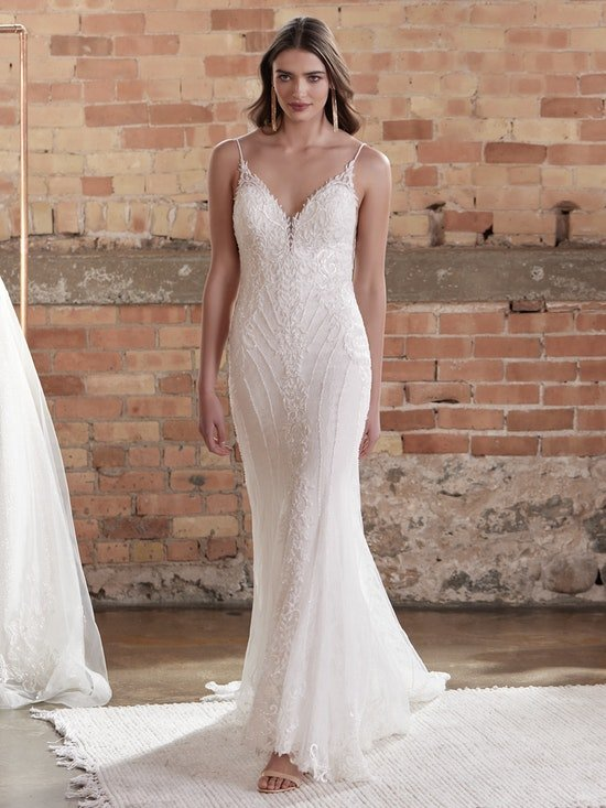 Barrett (21SK809) Wedding Dress by Sottero and Midgley