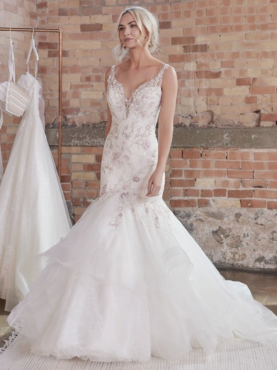 Kenleigh (21SK774) Wedding Dress by Sottero and Midgley